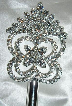 Cetro de Cristal Swarovski The Cotillion Rhinestone Royal